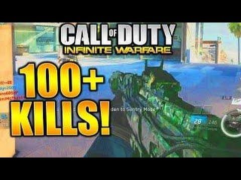 Infinite Warfare 100+ kill highlights! Enjoy!