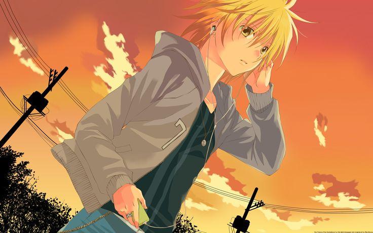 Cool Anime Boys HD Wallpapers
