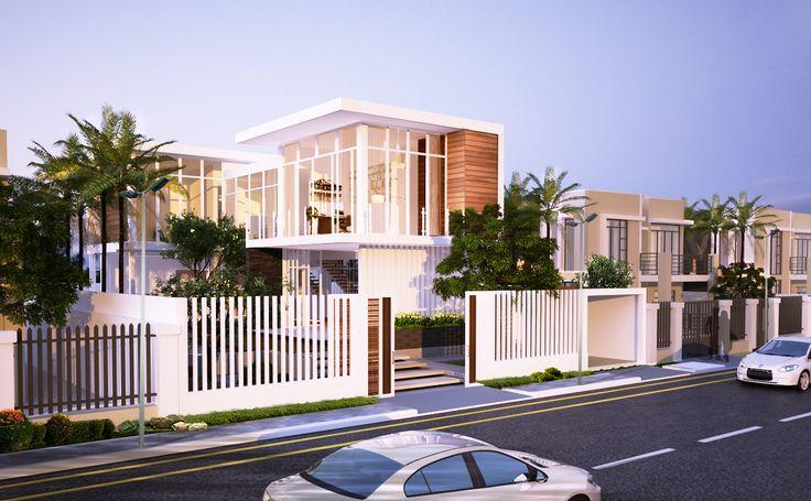 Rach Gia Villa - Kien Giang on Behance