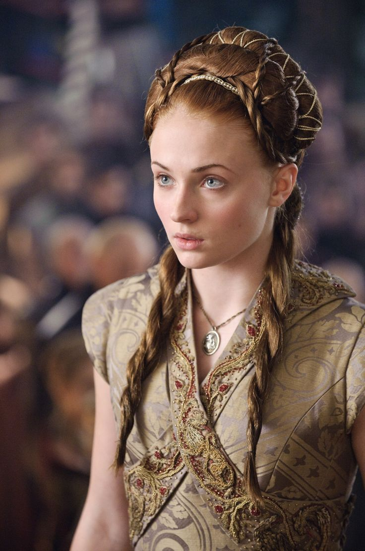 hair tutorial: a basic game of thrones or fantasy hairstyle