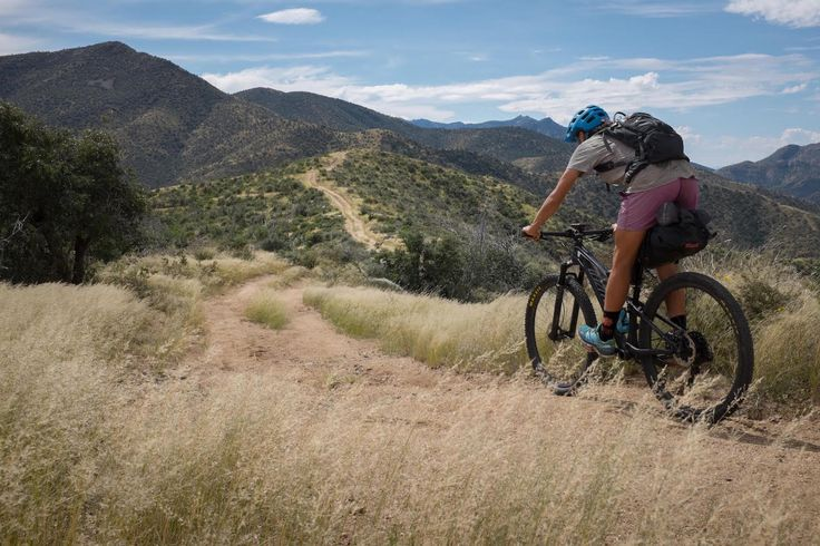 """There's something adventurous, and crazy, and silly about what she's doing.""   LEARN MORE: http://snip.ly/n28gx.   #bicycle #adventure #explore #fun #challenge #bikeyouradventure"