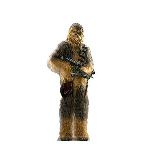 Star Wars Episode VII: The Force Awakens - Advanced Graphics Life Size Cardboard Standup //Price: $34.99 & FREE Shipping //     #starwarslife