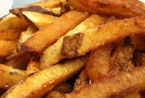 Best French Fries in Boston - Saus - Tasty Burger - Lucky's Lounge - Thrillist