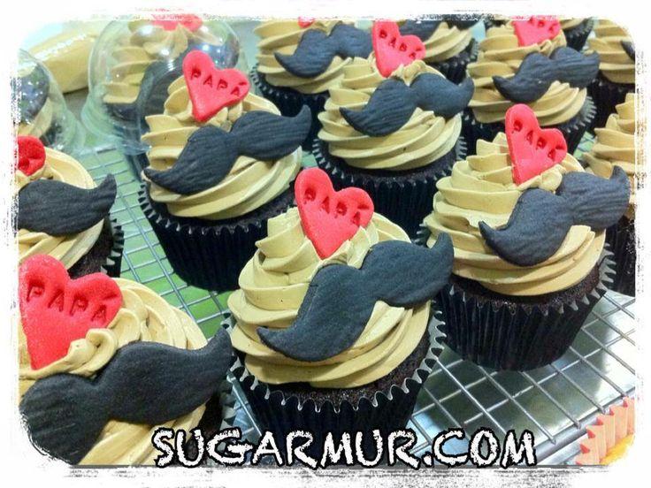 cupcake dia del padre