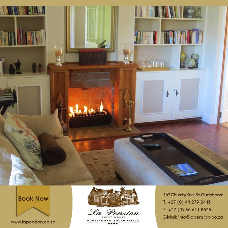 Share our cozy environment for the remainder of the winter. Our #accommodation is #comfortable and relaxing. For more information or to book, click here: http://asite.link/G7