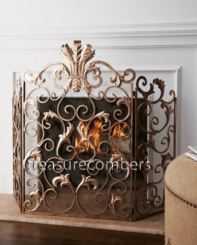 14 best fireplace screens tools images on pinterest fireplace