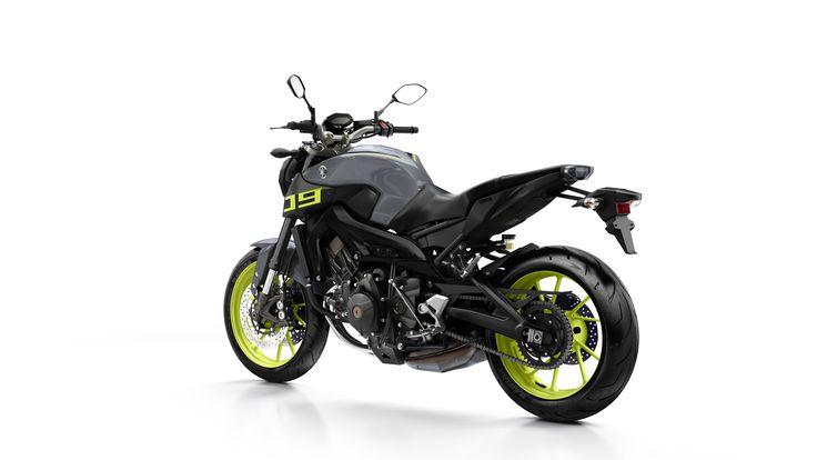 Yamaha MT-09 '2016–17