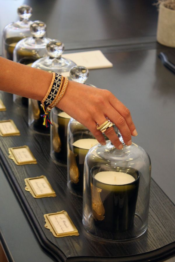 Maria Rudman bracelet, Rosa Maria rings and our collection of Cire Trudon candles @Heather Creswell Creswell Dickinson Of Belfast.  https://www.envoyofbelfast.com/