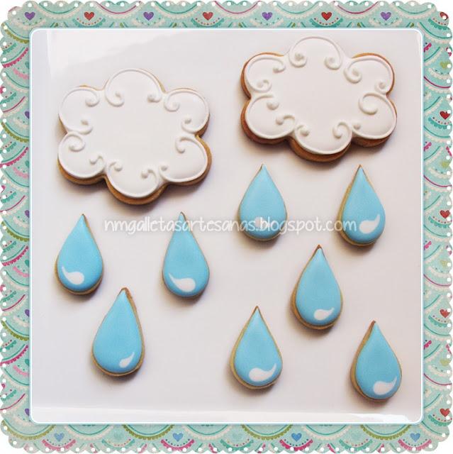 April Showers 2 N.M. Galletas Artesanas: En Abril, aguas mil