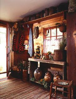 Wonderful American Home Interiors Style Guide Early Primitive And Inspiration Decorating