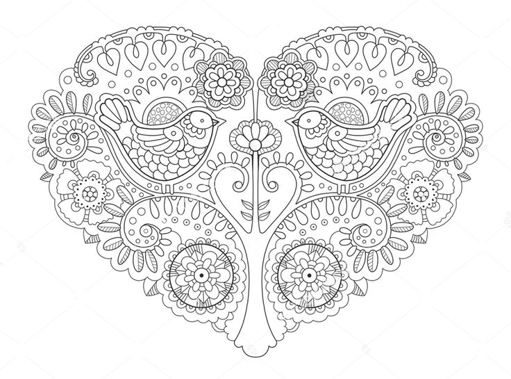 114 Best Zentangle Coloring Pages Images On Pinterest