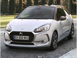 Citroën DS3 becomes DS 3 – Parisian car style and expressiveness
