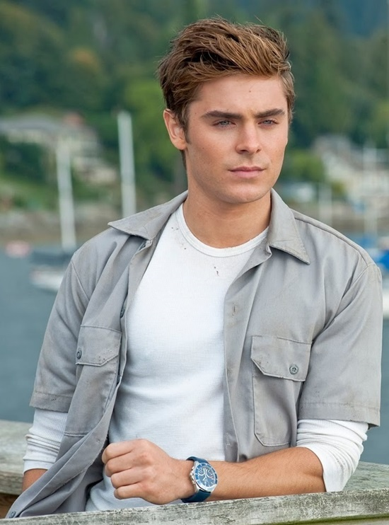 Zac Efron as Charlie st.Cloud - and NO, I have never seen A High School Musical, nor will I ever!