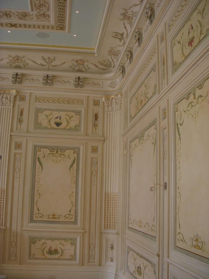 Custom architectural elements
