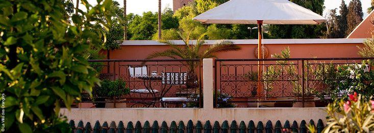 Spa Hotel La Villa des Orangers - NUXE