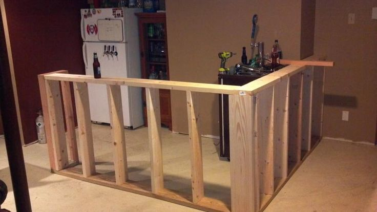 Basement Bar Build Home Brew Forums Dry Bar