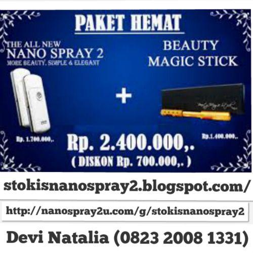 Stokis NanoSpray2