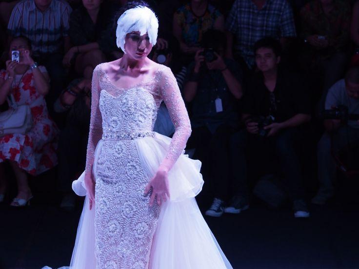 Esmod Fashion Festival'13. Sisca Tjong Collection