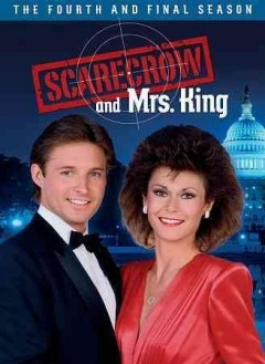 "Scarecrow and Mrs. King: The Fourth and Final Season (DVD)--Scarecrow & Mrs. King turns up the heat in Season Four! Agents & partners Amanda King (Jackson) and Lee ""Scarecrow"" Stetson (Boxleitner) are elite undercover professionals solving The Agency's most dangerous cases. The 2 lovebirds are planning a beautiful future together when a double-cross from within the Agency forces Lee into hiding."