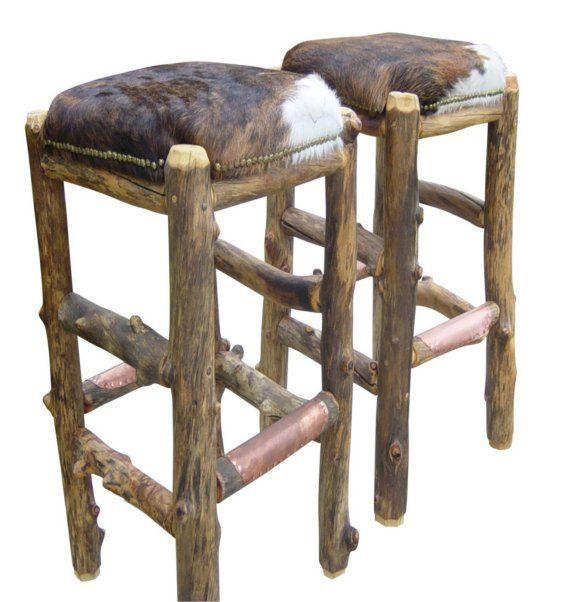 Rustic bar stool : b343f997e3762b928f6bc35848937796 from pinterest.com size 570 x 602 jpeg 48kB
