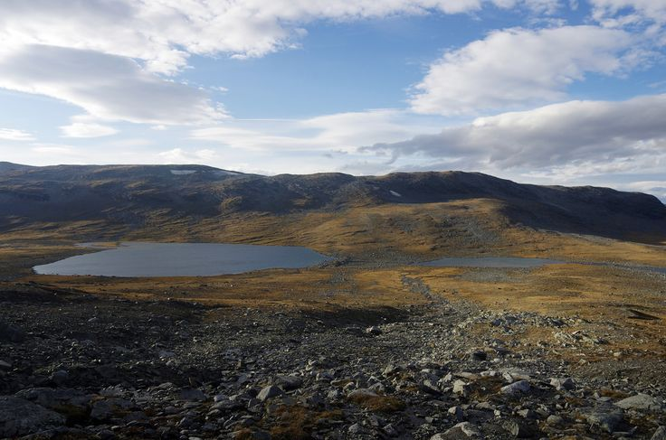 """Gregor Samsa posted a photo:  Kungsleden (""""The King's Trail"""") is a hiking trail in northern Sweden, approximately 440-kilometre (270 mi) long, between Abisko in the north and Hemavan in the south. It passes through one of Europe's largest remaining wilderness areas. In the winter Kungsleden is a ski trail with approximately the same route.  Kungsleden was created by Svenska Turistföreningen (STF) at the end of the 19th century, in order to allow more people to experience the beauty of…"""