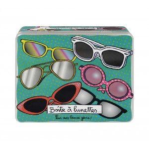 Boîte à lunettes...