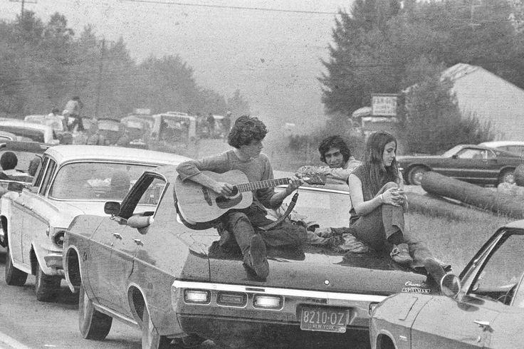 Woodstock 1969 - http://www.mondeduloisir.fr/tv-en-direct/