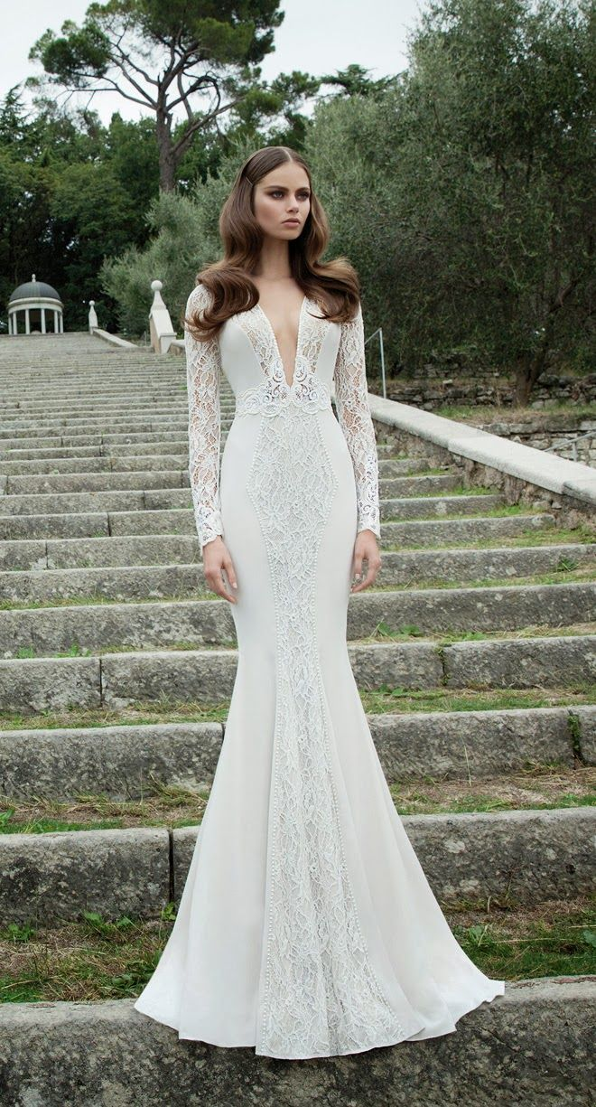 Sexy Berta Wedding Dresses 2014 Part I