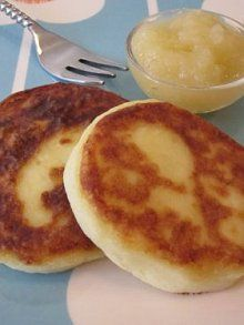 Mashed Potato Cakes  Great use of leftover pancakes- I've used many recipes, but this is the best I've found