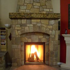 Wood Fireplaces   Friendly FiresFriendly Fires