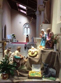 Mass Times at Mary MacKillop Chapel during Christmas to New Year 2015/2016