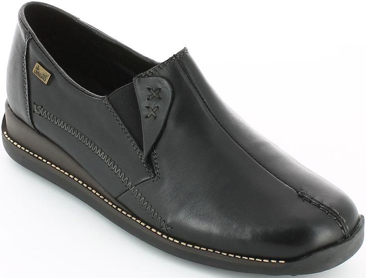Pantofi de damă Rieker din piele