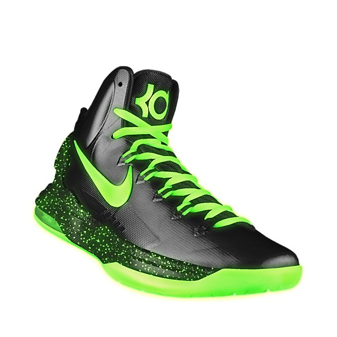 NIKEiD. Custom Nike Zoom KD V iD Men's Basketball Shoe.. i do need some new shoes(;
