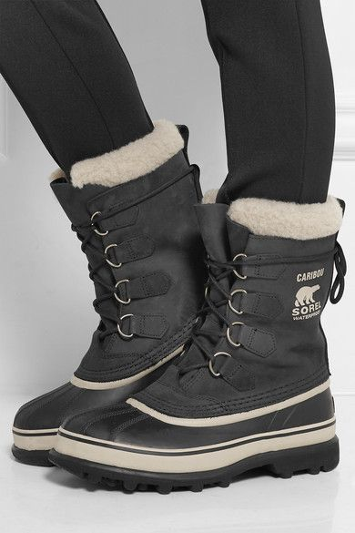 Rubber sole measures approximately 25mm/ 1 inch Black suede and rubber Lace-up front