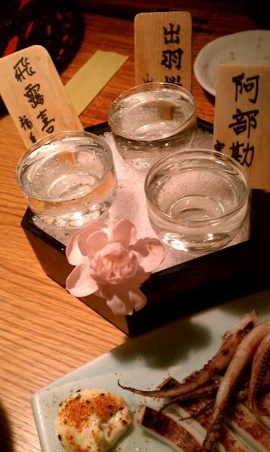 居酒屋 Izakaya (drinking place & special foods for the drinks) Love Izakayas.