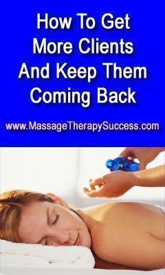 Great Massage Tips, massage advice, massage training, massage education,  massage ceus online