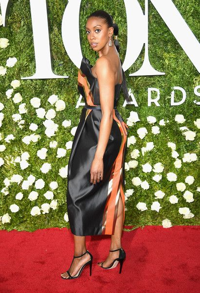 Condola Rashad - The Best Dressed at the 2017 Tony Awards - Photos