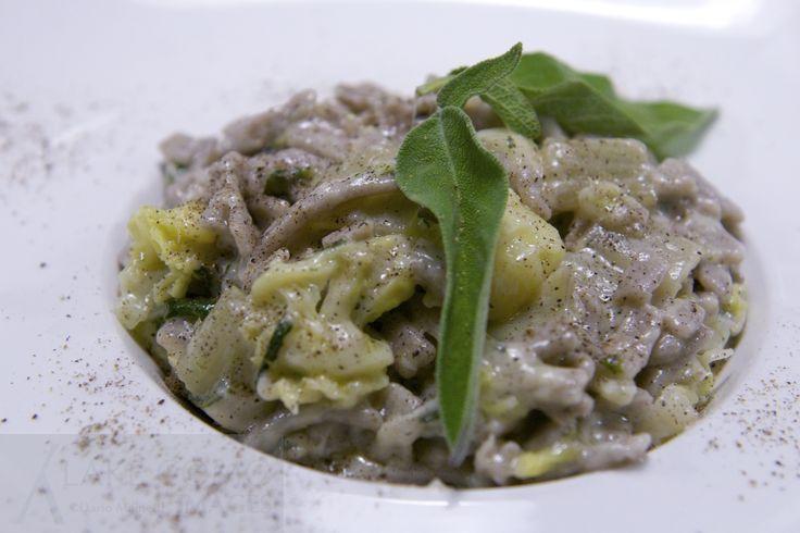 Lario food - Pizzocheri Alto Lago_Pizzocheri from upper Lake