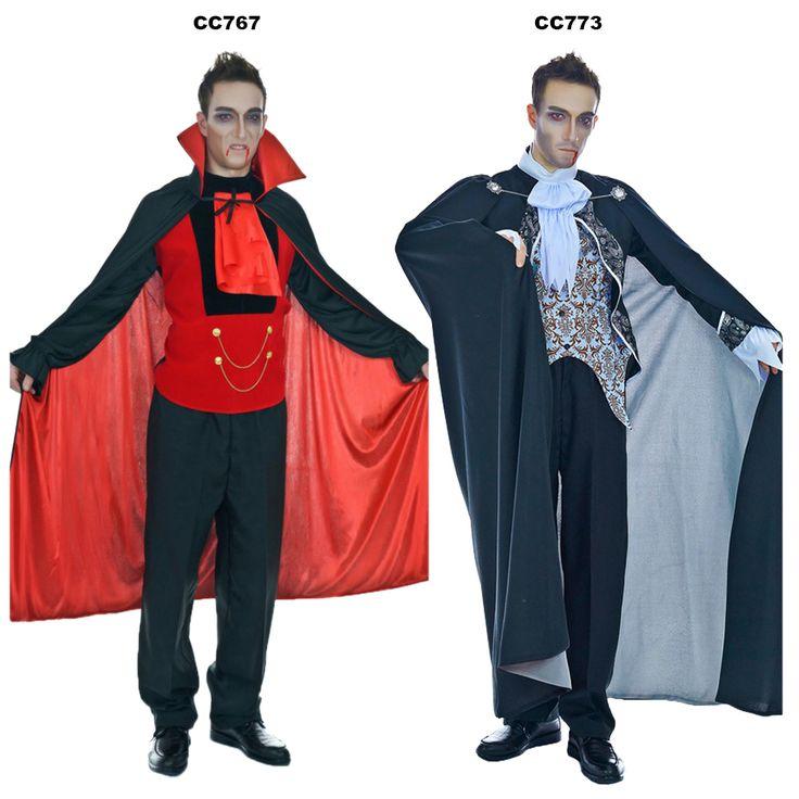 Man Vampire Costume Halloween Party Cosplay Medieval Renaissance Costume Vampire Halloween Party Cosplay  Vampire Larp Cape  #Affiliate