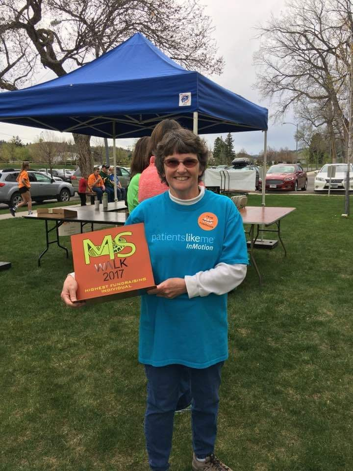 MS Walk Hetlena, MT ! #membersinmotion