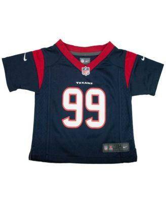 Nike Infants' Jj Watt Houston Texans Game Jersey - Blue 24M
