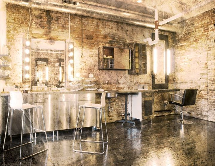 The parlour philadelphia salon pinterest inspiration for Ada beauty salon
