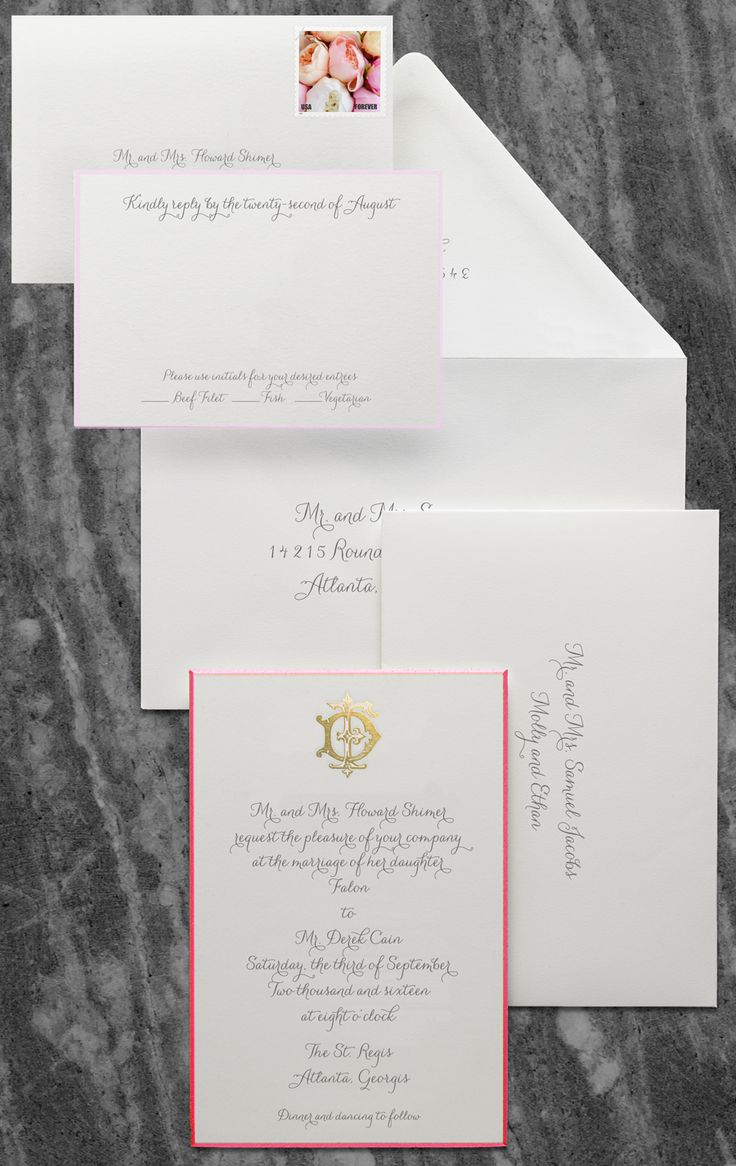 wedding card invite wordings%0A Modern wedding invitation wording etiquette  Bell u    INVITO Stationers