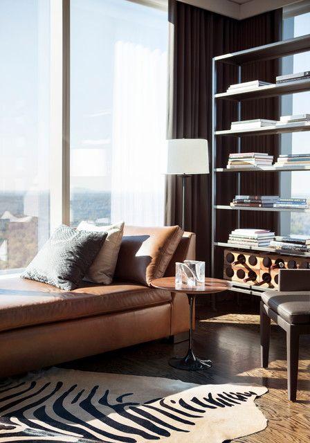 1000 ideas about masculine interior on pinterest - Masculine interior design living room ...