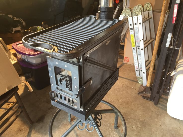 Ammo Can Wood Stoves In 2019 Stove Heater Camping Stove