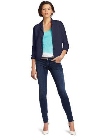Splendid Women's Linen Blazer