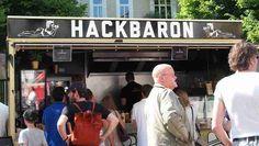 Das ist mal eine Kombüse: Food Truck Festival Hamburg 2015
