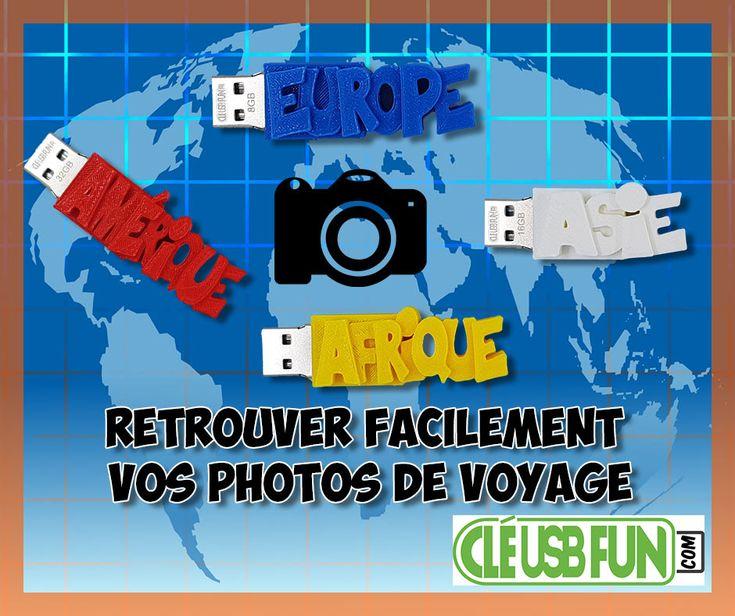 🎁 une Clé USB personnalisée Avec VOTRE TEXTE ! 🎁 👉 https://cle-usb-fun.com/fr/