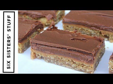 Lunch Lady Peanut Butter Bars – Six Sisters' Stuff