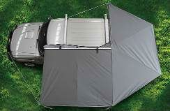 diy roof top tent / diy awning / off-road car roof awning